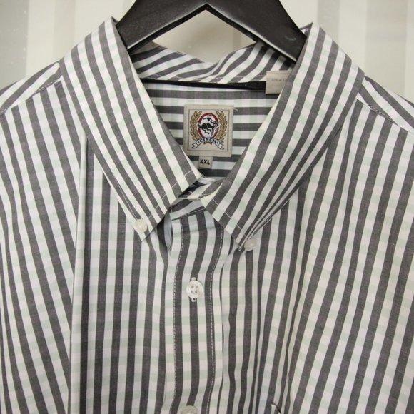 Cinch Western Dress Shirt - XXL